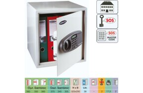 SAFEBOX COMSAFE TRENDY 3
